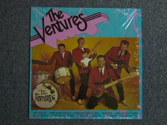 画像1: THE VENTURES  80s GRAY LABEL