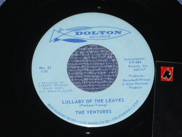 画像1:  LULLABY OF THE LEAVES / GINCHY   Light Blue Label Small Logo