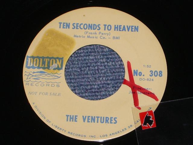 画像1: TEN SECONDS TO HEAVEN / BIRD ROCKERS    Audition Label