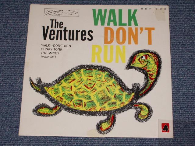画像1: WALK DON'T RUN