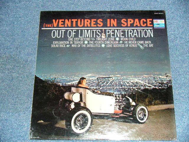画像1: (THE)VENTURES IN SPACE  1970 RELEASED VERSION
