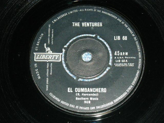 画像1: EL CUMBANCHERO / SKIP TO M' LIMBO  UK PRESSINGS