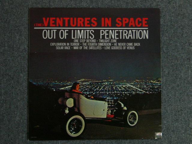 画像1: (THE)VENTURES IN SPACE 80s Gray Label
