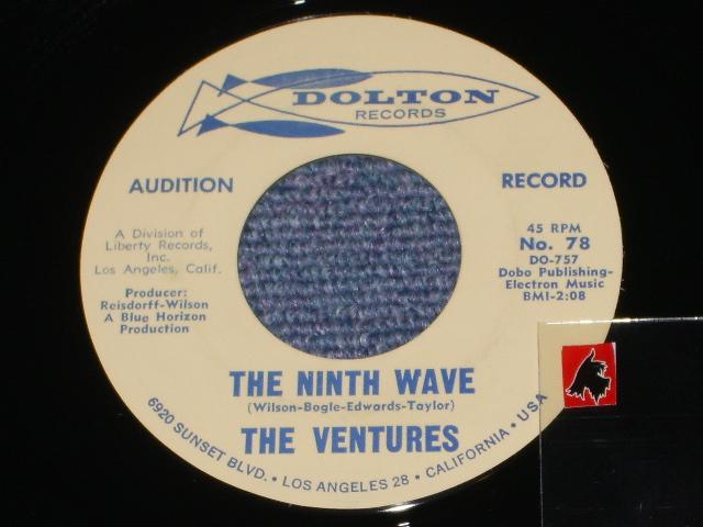 画像1: THE NINTH WAVE / DAMAGED GOODS  Audition Label