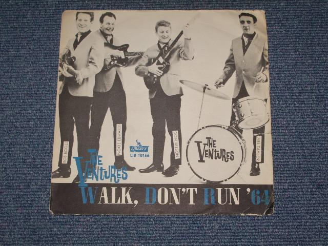 画像1:  WALK, DON'T RUN '64 / MORE   SWEDEN  Pressings