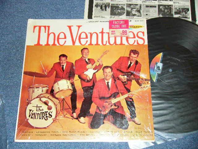 画像1: THE VENTURES    LIBERTY LABEL VERSION