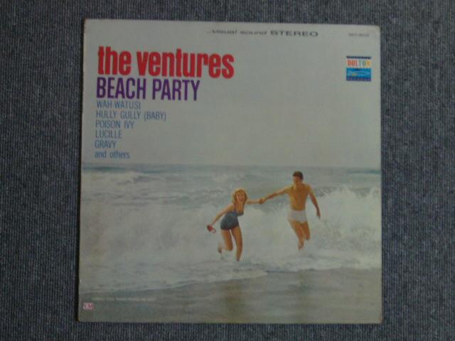 画像1: BEACH PARTY 70s LIBERTY LABEL
