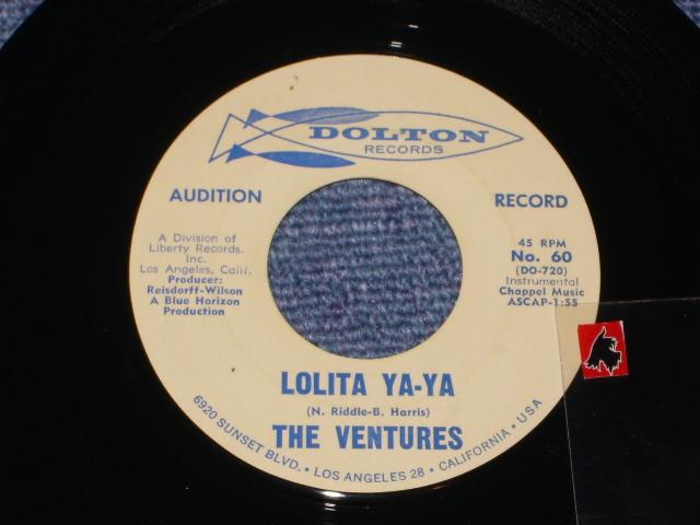 画像1: LOLITA YA-YA / LUCILLE   Audition Label