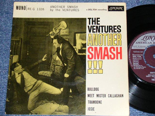 画像1: ANOTHER SMASH :   UK PRESSINGS  EP