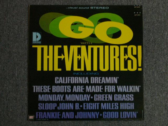 画像1: GO WITH THE VENTURES 70s Liberty Label