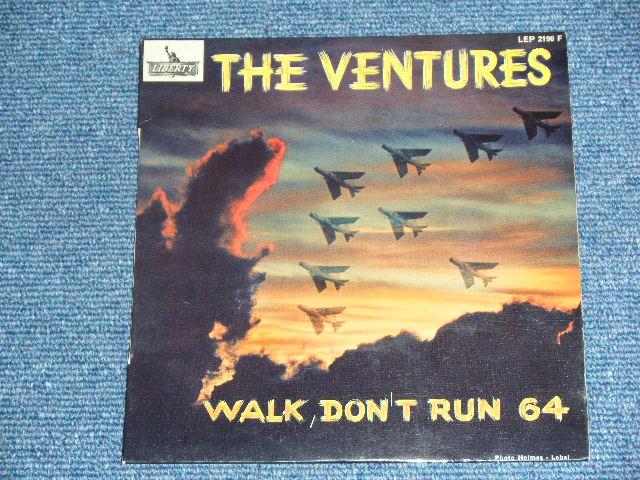 画像1: THE VENTURES - WALK DON'T RUN '64   FRENCH PRESSINGS EP With Picture Sleeve