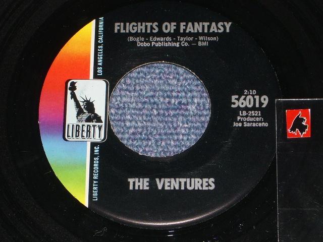 画像1: 56019 FLIGHTS OF FANTASY / VIBRATIONS