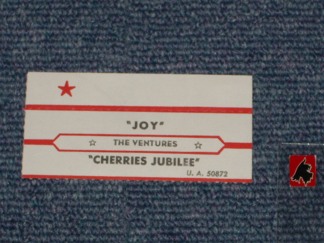 画像1: JOY / CHERRIES JUBILEE JukeBox Stripe