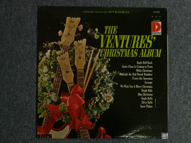 """画像1: THE CHRISTMAS ALBUM  """"D"""" Mark Label"""