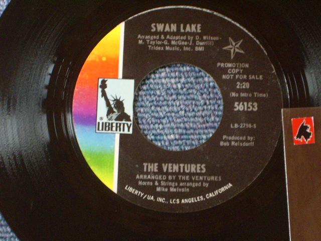 画像1: 56153 SWAN LAKE  / EXPO SEVEN-0  Promo  Label