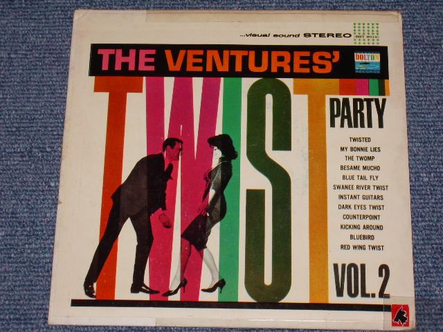 画像1: THE VENTURES' TWIST PARTY VOL.2