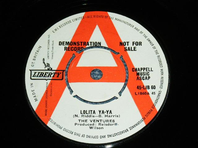 画像1: LOLITA YA-YA / LUCILLE   UK White Label Promo